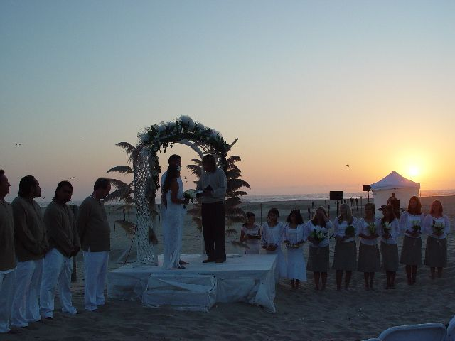 The ceremony